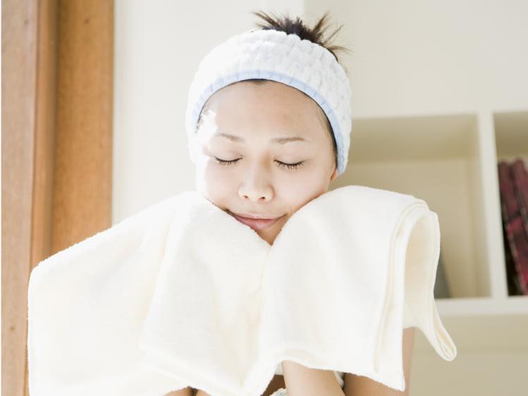 洗浄力のやさしい洗顔料を選ぶ