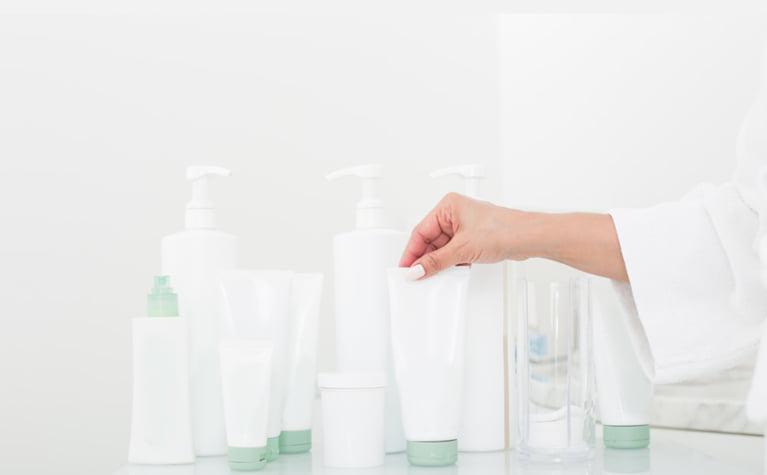 敏感肌用化粧品の選び方