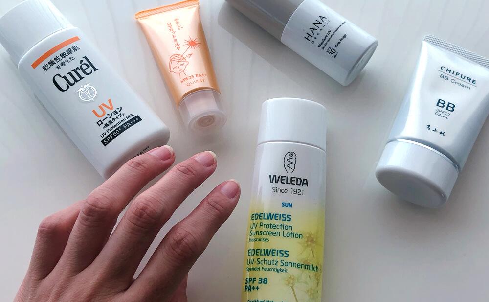 敏感肌の日焼け止め選びに知るべき5つの条件と正しいUVケアの方法