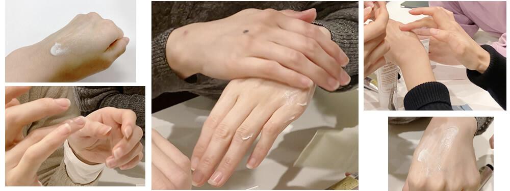 メンズ向けハンドクリームの香りやテクスチャ、保湿力をチェック