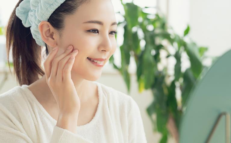 敏感肌のスキンケア方法