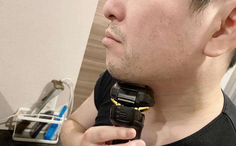 肌荒れしない髭剃り方法