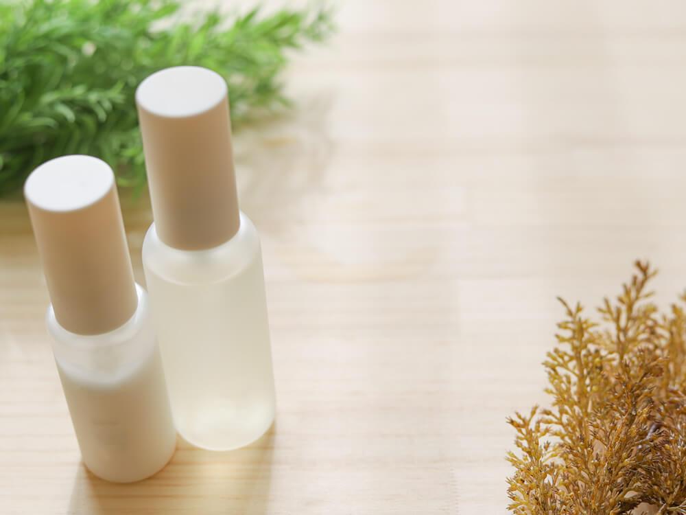 化粧水と乳液を塗る順番