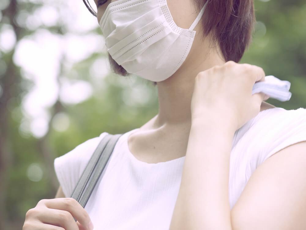マスク肌荒れ・ニキビの原因と対策