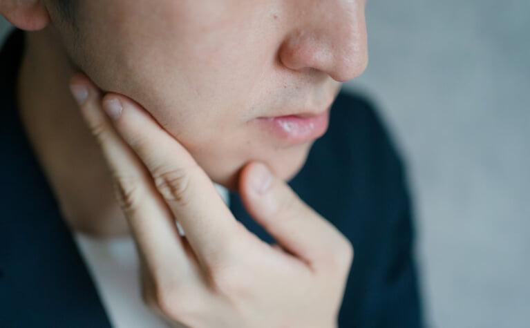 敏感肌の男性用スキンケア方法