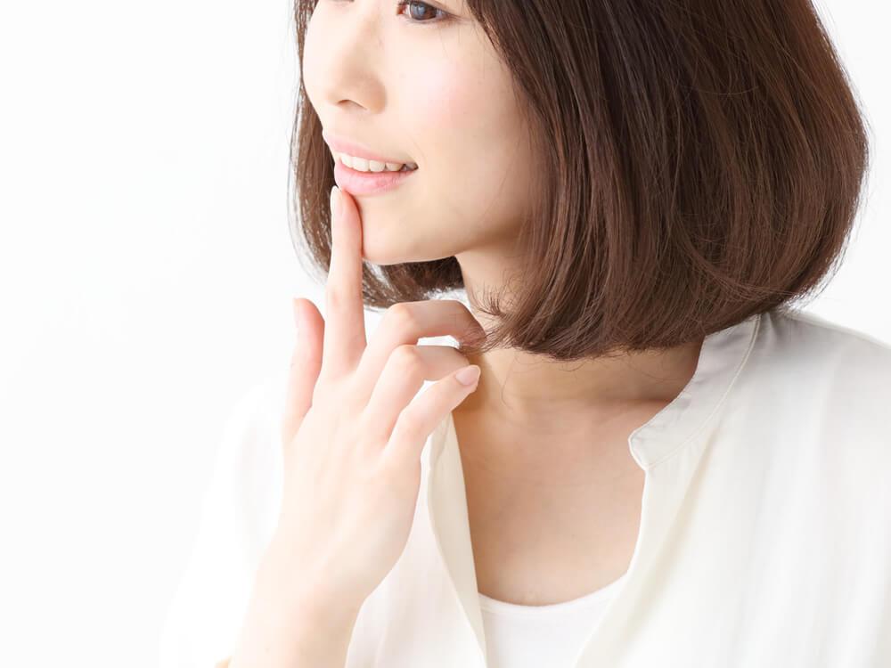 唇のシミを消す方法