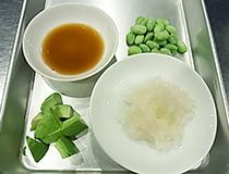 レシピ2の材料PHOTO