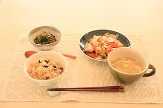 オイスターソースを使った中華風野菜炒めレシピ